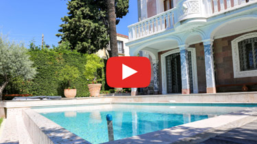 French Riviera - villa for sale in Nice